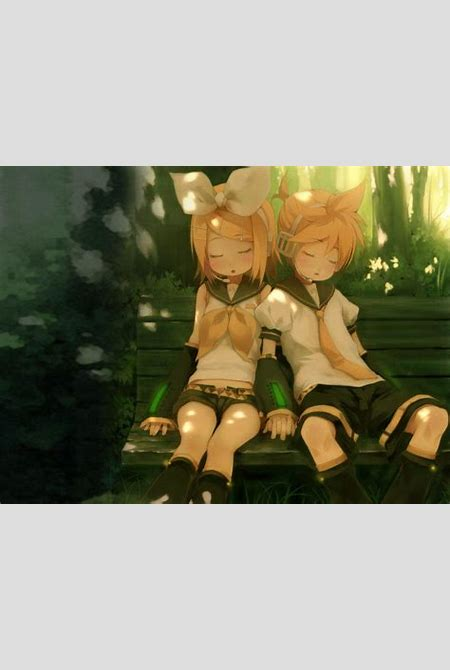 Kagamine Rin Wallpapers - Wallpaper Cave