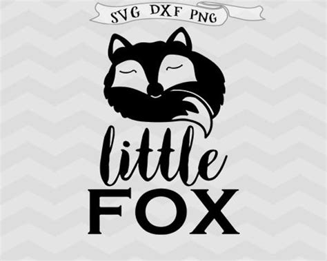 Free download fox svg icons for logos, websites and mobile apps, useable in sketch or adobe illustrator. Little Fox SVG Cricut downloads Baby boy svg Baby girl svg