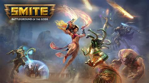 Big Announcements from Hi-Rez Expo and a Free Smite Bundle ...