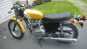 Buy Triumph T120rv 1972 Bonneville 650 On 2040