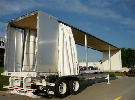 finding curtain side trailer parts