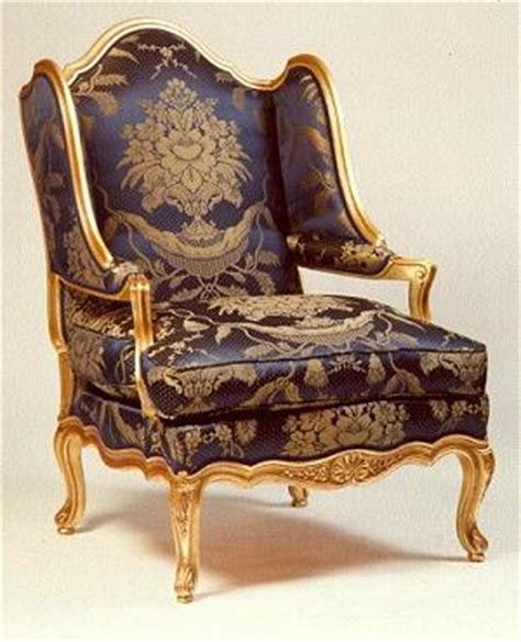 siege bergere sièges de style régence
