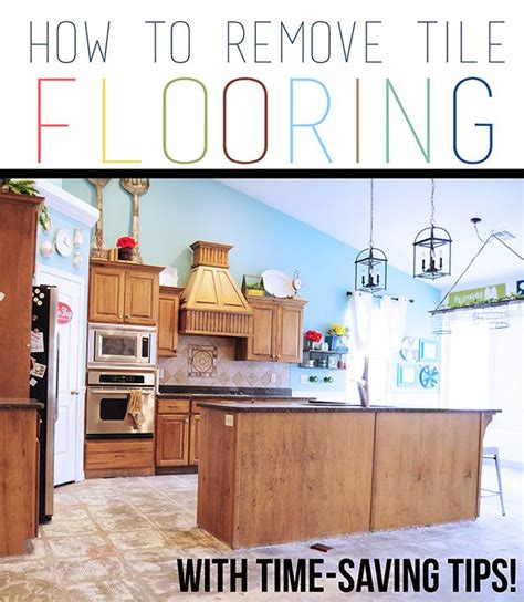 how to remove kitchen tile how to remove tile flooring yourself with tips and tricks 7337