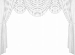 White curtain png clipart picture gallery yopriceville for Gray curtains png