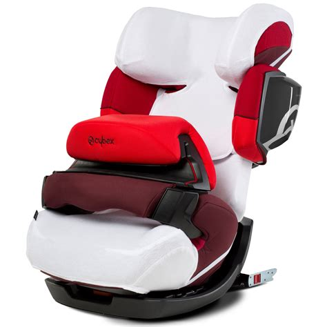 siege auto cybex solution x fix housse été pallas 2 fix solution x2 fix blanc de cybex