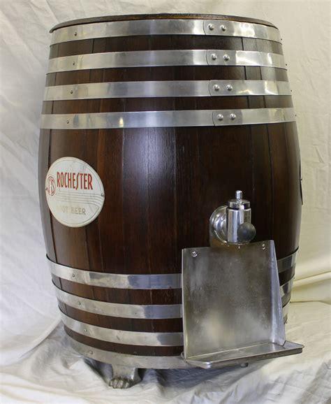 bargain johns antiques rochester root beer barrel