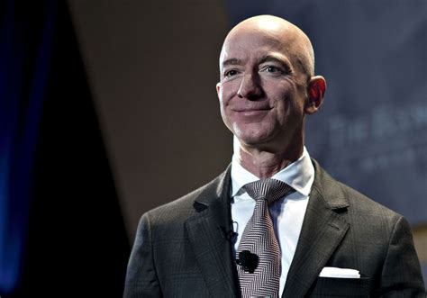 Jeff Bezos Becomes The First Person In The World With A ...