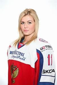 Anna Prugova - Team Russia Olympic Women's Hockey | Ladies ...