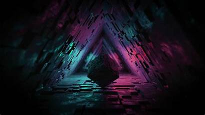 Cube Figure 4k 3d Abstract Wallpapers