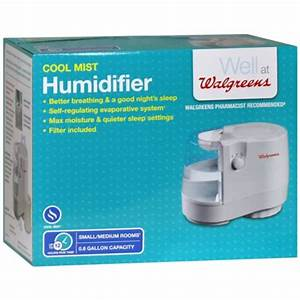Walgreens Cool Mist Humidifier Reviews 2019