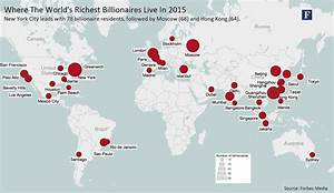 New York To Hong Kong: Cities With The Most Billionaires ...