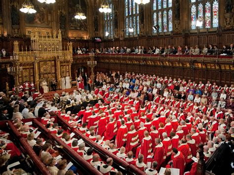 House of Lords Threatened with Abolition if it Tries to ...