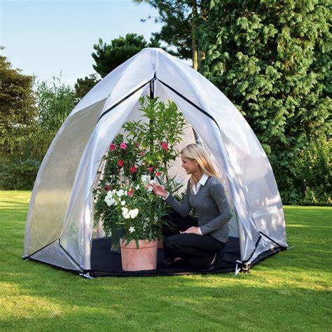 Garden Igloo Erfahrungen by Pflanzen Iglu 3 Jahre Garantie Pro Idee