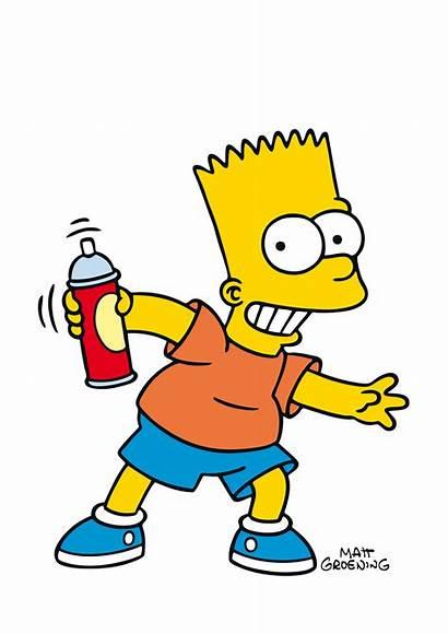 Simpson Bart Simpsons Transparent Homer Background Clipart