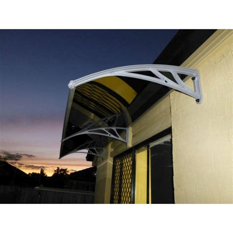 double window door polycarbonate awning cmxcm buy