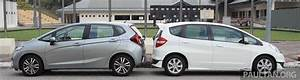 GALLERY Old And New Honda Jazz Side By Side Paul Tan