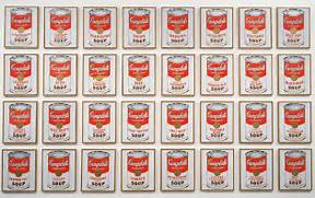 Andy Warhol s  Campbel...