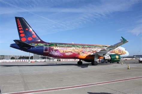 brussels airlines r ervation si e brussels airlines et tomorrowland dévoilent amare hangar