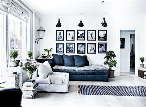 Marineblau Inspirationen Für Den Frühling Wohndesign