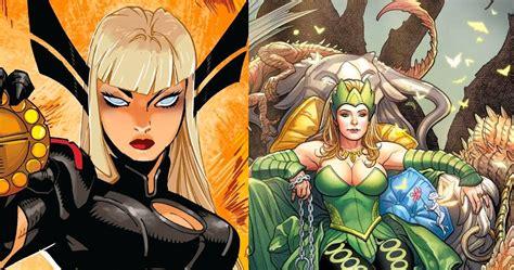 Marvel Comics: The Strongest Magic Users, Ranked | CBR