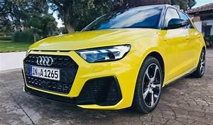 Essai Audi A1 : essai de l 39 audi a1 sportback 2018 petite a1 devient grande ~ Medecine-chirurgie-esthetiques.com Avis de Voitures