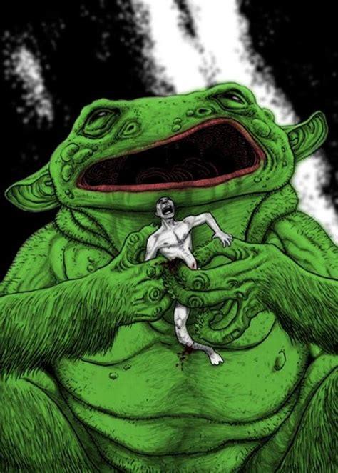 creepy pepe wojak pepe  frog   meme