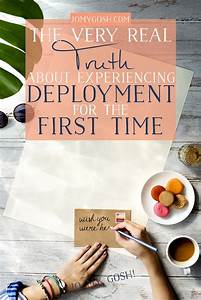 The Very Real T... First Deployment Quotes