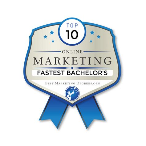 Digital Marketing Degree by The 10 Fastest Bachelor S In Marketing Degree