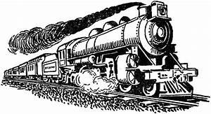 Steam Train | ClipArt ETC
