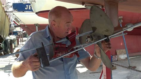 How To Remove A Boat Propeller how to remove a boat propeller