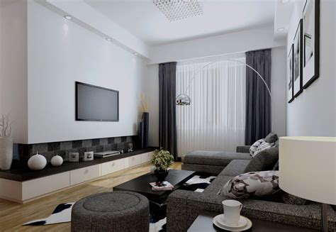 simple livingroom simple living room design