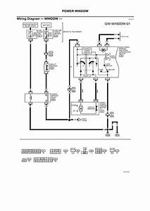 2003 Nissan Altima Wiring Diagram Window
