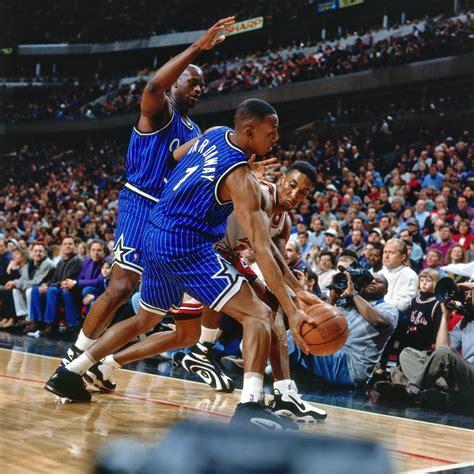 Orlando Magic Unveil 30th Anniversary Throwback Jerseys
