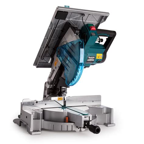 miter table saw combo makita lh1201fl combination table mitre saw 305mm 240v lh