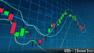 Stock Market Wall Chart Stock Market Candlestick Data Graph By Butlerm Videohive