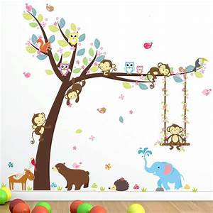 Tree swing promotion shop for promotional tree swing on for Stickers chambre enfant avec promotion sur matelas