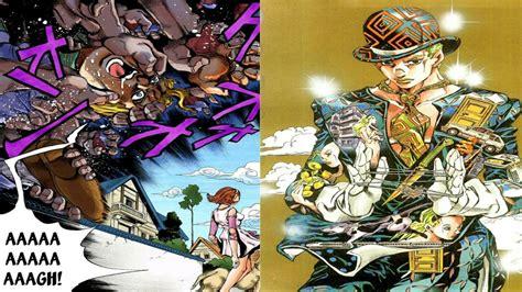 Jojos Adventure All Battle Purple Anime Fictional Character Cg Artwork 88 Jojo Anime Yoshikage Jojos Adventure
