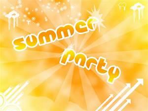Summer Party Wallpaper - WallpaperSafari