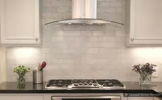 Marble Subway Tile Kitchen Backsplash 10 Subway White Marble Backsplash Tile Idea