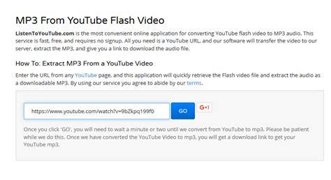 Bagaimana Cara Download Mp3 Di Youtube Dengan Mudah