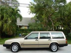 how does cars work 1993 volvo 940 seat position control 1993 volvo 940 turbo wagon warranty heated seats sunroof cargo cover stereo for sale