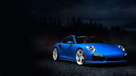 blue porsche  wallpapers hd wallpapers id