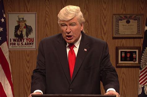 Saturday Night Live Alec Baldwin as Trump