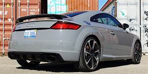 Audi Tt 2018 : 2018 audi tt rs review a nimble little sports car of fun ~ Nature-et-papiers.com Idées de Décoration