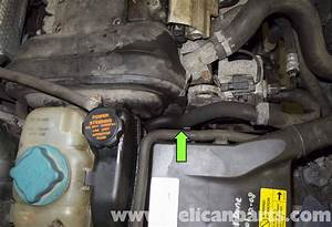 Volvo V70 Drive Belt Tensioner Replacement