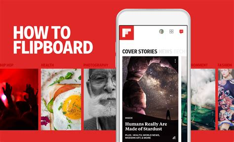 Flipboard 40 Apporte Les « Magazines Intelligents