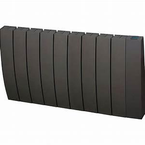 Radiateur électrique à Inertie Sèche : radiateur lectrique inertie s che c ramique ~ Edinachiropracticcenter.com Idées de Décoration