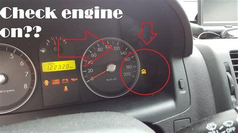 Hyundai Getz Camshaft Position Sensor Replaced (how To