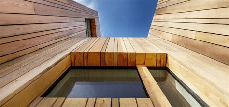 wood home interiors exterior timber cladding larch accoya oak cedar cladding