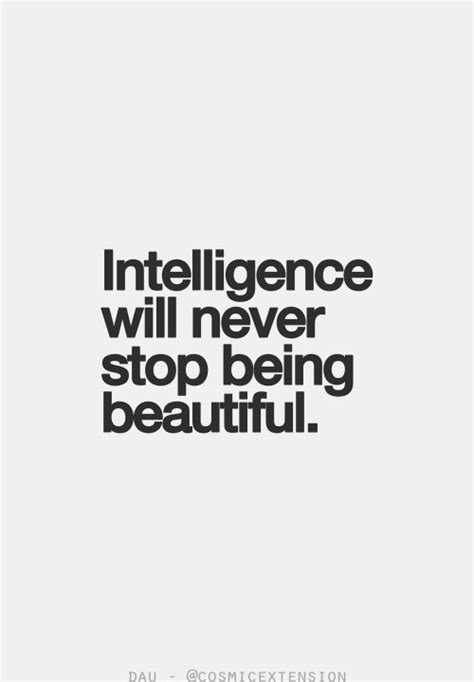 INTELLIGENCE QUOTES image quotes at hippoquotes.com
